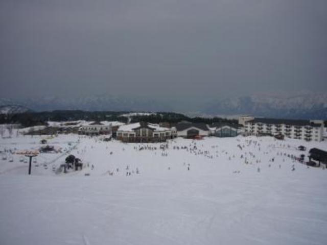 スキージャム勝山の写真