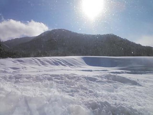 野沢温泉の写真