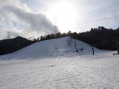 赤子山スキー場 ファミリーゲレンデ スノーパル