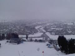 駒見コースが滑走でごろごろに。 楽しかったです。