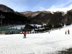 最高速度41.9㎞  滑走距離29.6㎞  平均スキー速度9.2  垂直下降5524m 最高高度1712m  滑走数24  斜25度  記録時間06:41:57