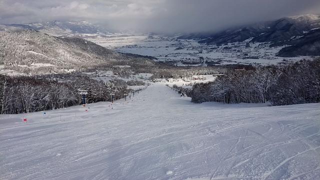 牧の入高原スノーパークの写真
