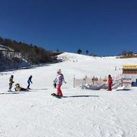茶臼山高原スキー場