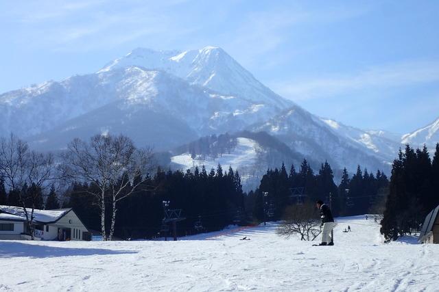 赤倉温泉の写真
