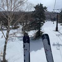 志賀高原 寺小屋、高天ヶ原、一の瀬スキー場