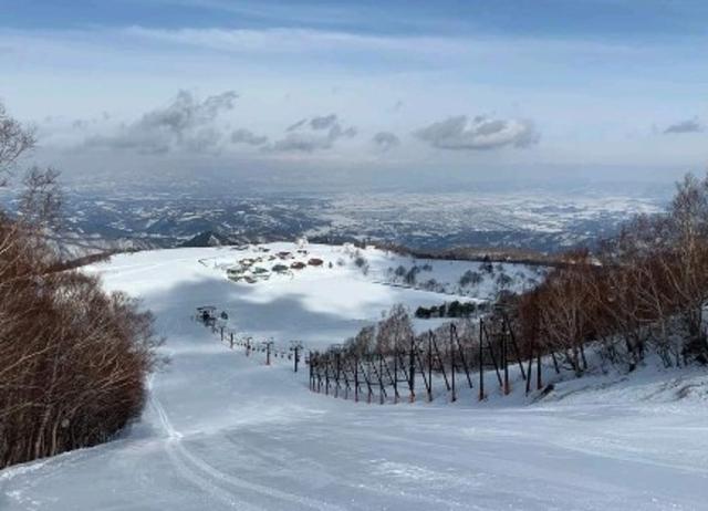 天元台高原の写真
