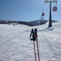 雪山大好き