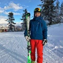 ひこ星スキーヤー